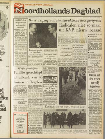 Noordhollands Dagblad : dagblad voor Alkmaar en omgeving 1967-11-09