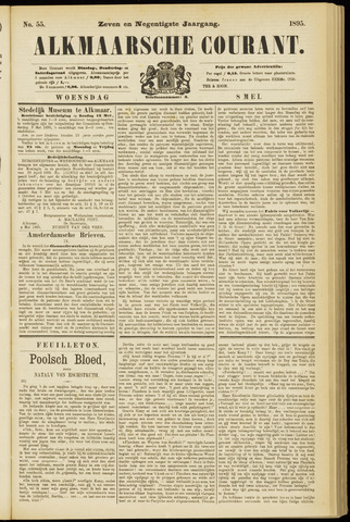 Alkmaarsche Courant 1895-05-08