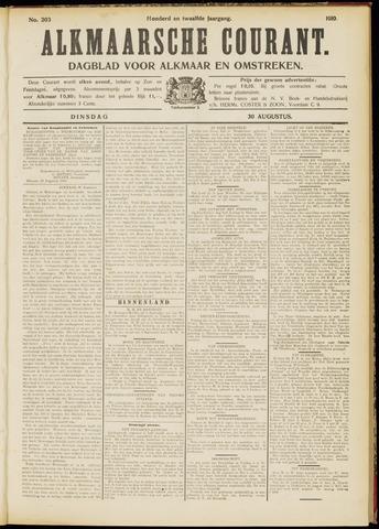 Alkmaarsche Courant 1910-08-30