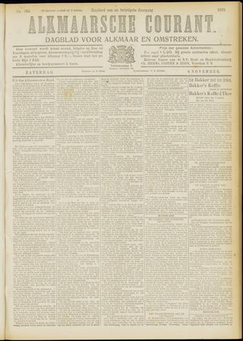 Alkmaarsche Courant 1919-11-08