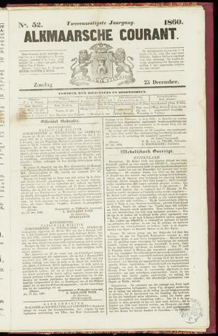 Alkmaarsche Courant 1860-12-23
