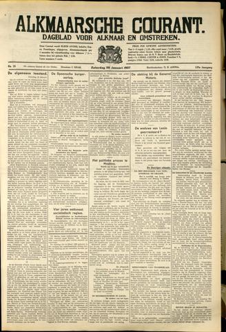 Alkmaarsche Courant 1937-01-30