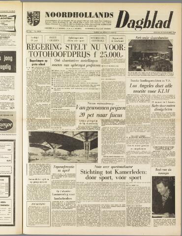 Noordhollands Dagblad : dagblad voor Alkmaar en omgeving 1959-11-24