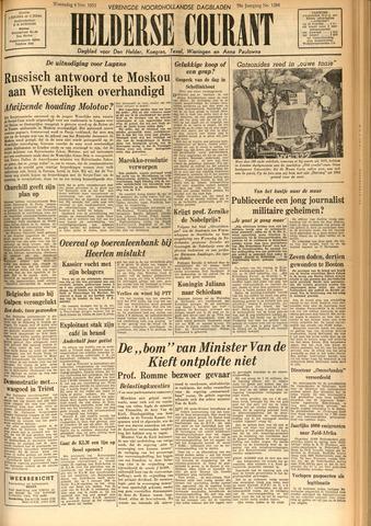 Heldersche Courant 1953-11-04