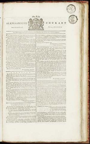 Alkmaarsche Courant 1829-08-24