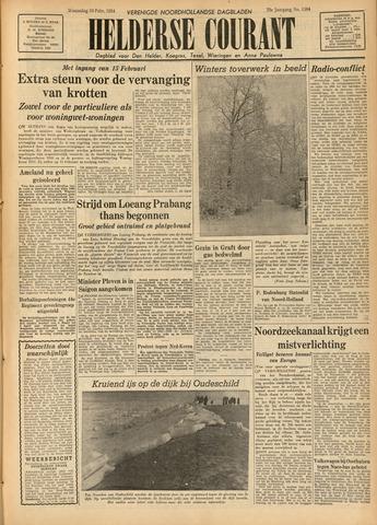 Heldersche Courant 1954-02-10