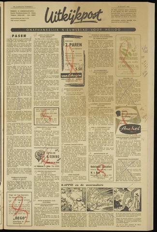 Uitkijkpost : nieuwsblad voor Heiloo e.o. 1961-03-30