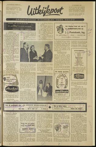 Uitkijkpost : nieuwsblad voor Heiloo e.o. 1961-11-30