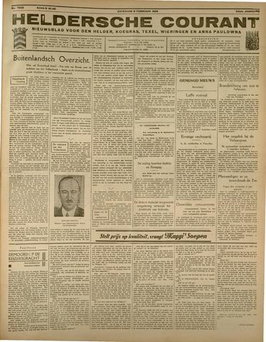Heldersche Courant 1935-02-09