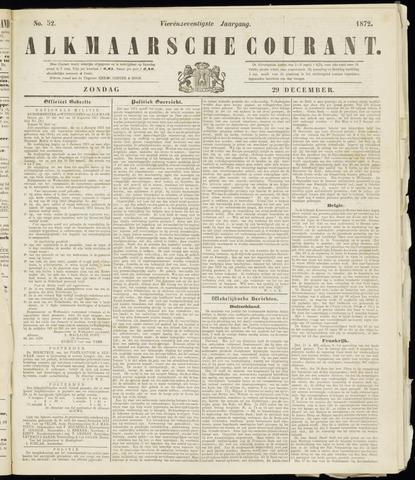 Alkmaarsche Courant 1872-12-29