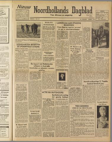 Nieuw Noordhollandsch Dagblad : voor Alkmaar en omgeving 1947-05-27