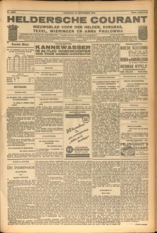 Heldersche Courant 1928-09-29
