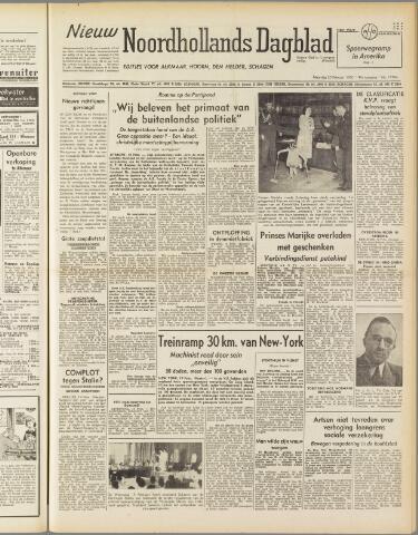Nieuw Noordhollandsch Dagblad : voor Alkmaar en omgeving 1950-02-20