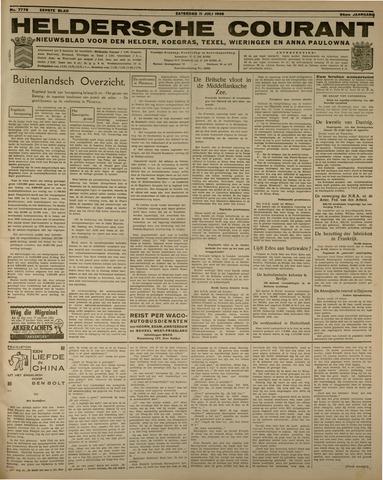 Heldersche Courant 1936-07-11