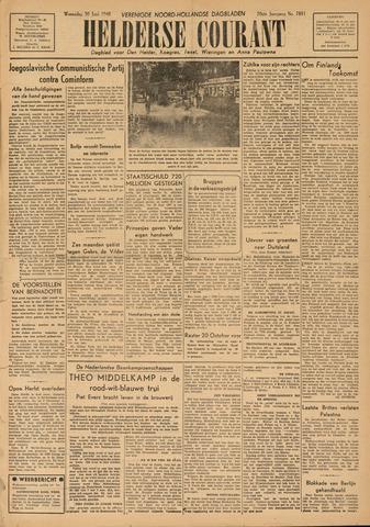 Heldersche Courant 1948-06-30