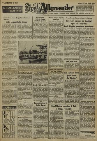 De Vrije Alkmaarder 1949-06-28