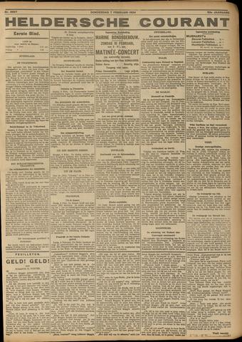 Heldersche Courant 1924-02-07