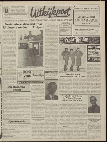 Uitkijkpost : nieuwsblad voor Heiloo e.o. 1986-09-24