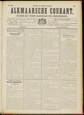 Alkmaarsche Courant 1911-12-15