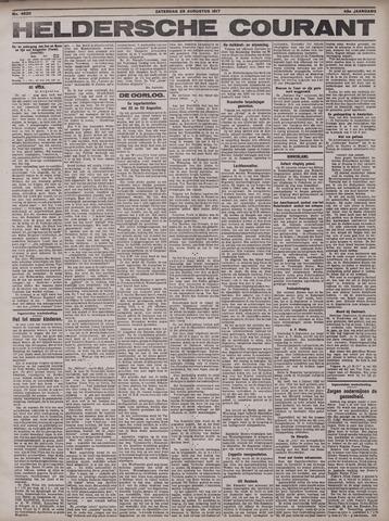 Heldersche Courant 1917-08-25