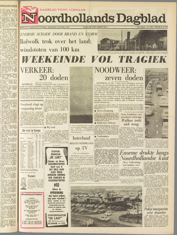 Noordhollands Dagblad : dagblad voor Alkmaar en omgeving 1964-07-20