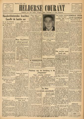 Heldersche Courant 1948-02-02