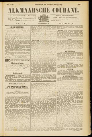 Alkmaarsche Courant 1902-08-22