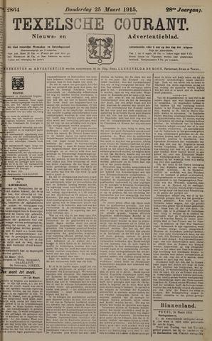 Texelsche Courant 1915-03-25