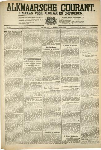 Alkmaarsche Courant 1930-02-14