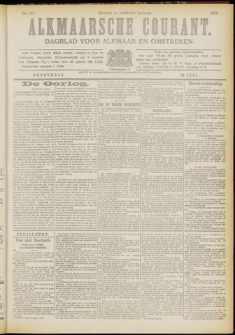 Alkmaarsche Courant 1916-07-27