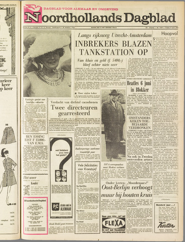 Noordhollands Dagblad : dagblad voor Alkmaar en omgeving 1964-04-17