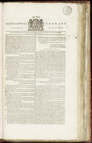 Alkmaarsche Courant 1827-11-19