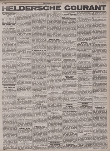 Heldersche Courant 1917-08-18