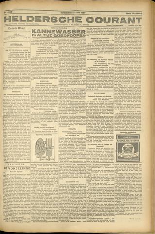 Heldersche Courant 1927-06-09