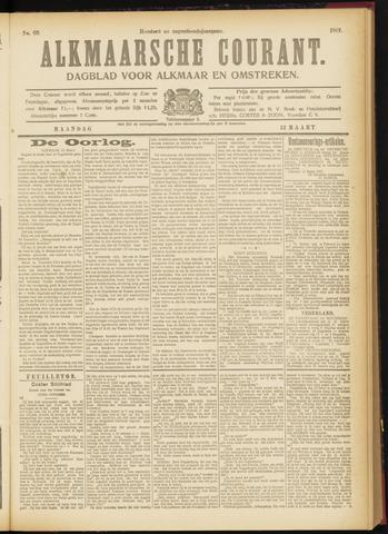 Alkmaarsche Courant 1917-03-12