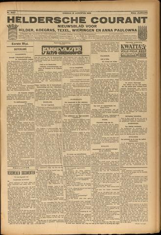 Heldersche Courant 1926-08-31