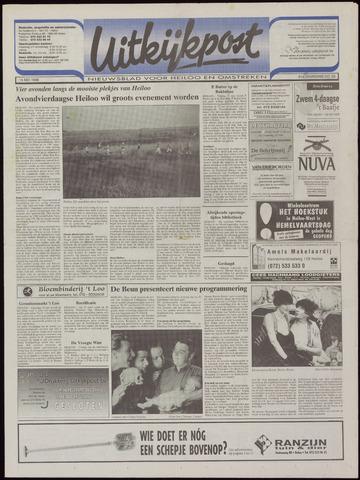 Uitkijkpost : nieuwsblad voor Heiloo e.o. 1996-05-15