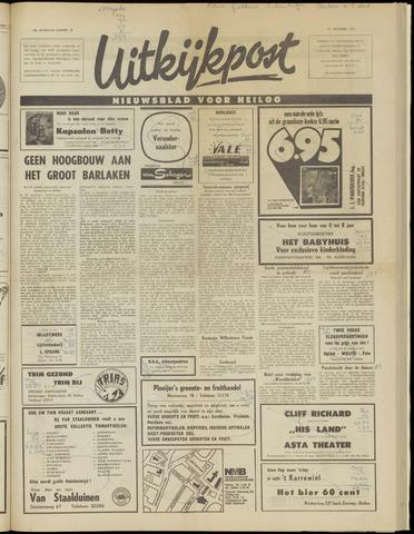 Uitkijkpost : nieuwsblad voor Heiloo e.o. 1971-09-29