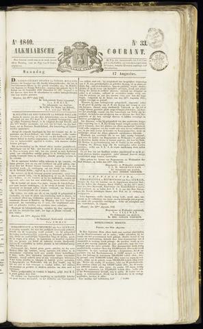 Alkmaarsche Courant 1840-08-17