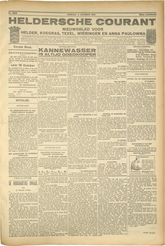 Heldersche Courant 1927-10-04