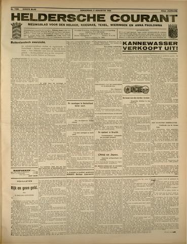 Heldersche Courant 1932-08-11