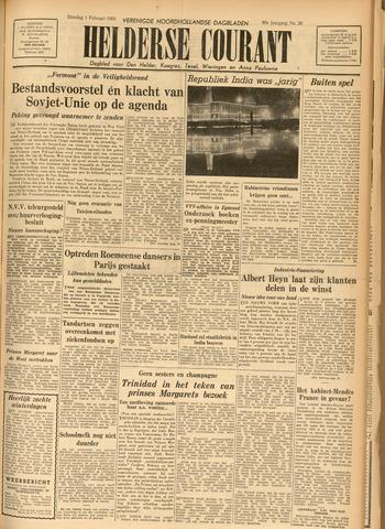 Heldersche Courant 1955-02-01