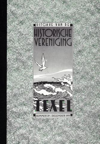 Uitgave Historische Vereniging Texel 1993-12-01