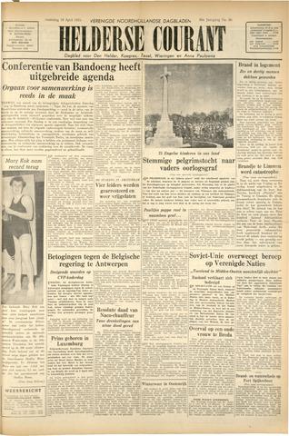 Heldersche Courant 1955-04-18