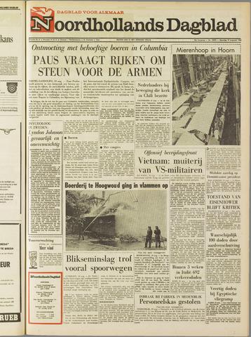 Noordhollands Dagblad : dagblad voor Alkmaar en omgeving 1968-08-19