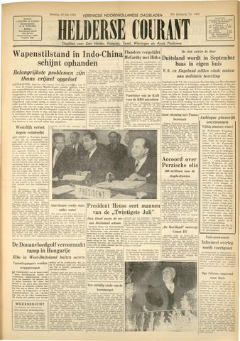 Heldersche Courant 1954-07-20