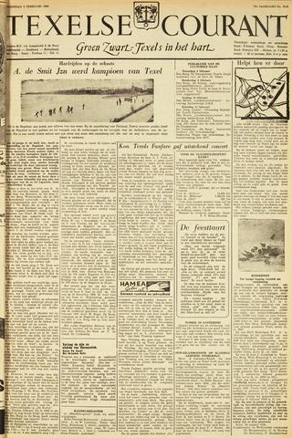 Texelsche Courant 1956-02-08
