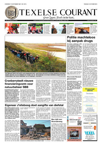 Texelsche Courant 2012-10-12