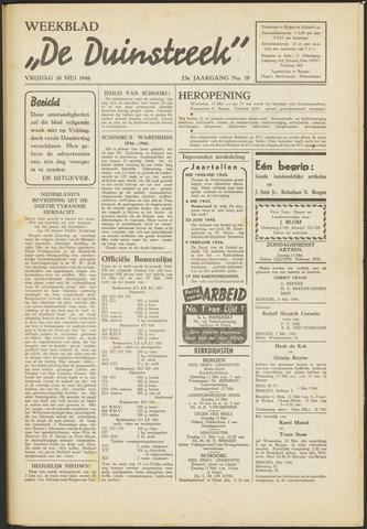 De Duinstreek 1946-05-10