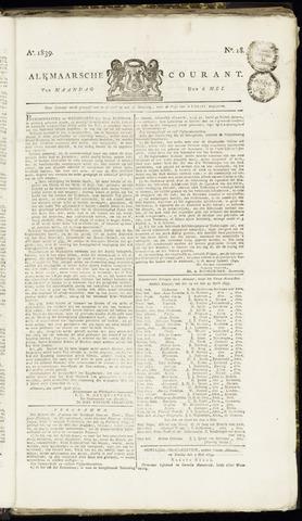 Alkmaarsche Courant 1839-05-06